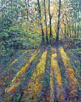 Lee Tiller - Luminosity III - Wychwood Art