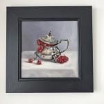 Marie Robinson Currant Pot Wychwood Art