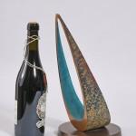 Philip Hearesy Drift Contemporary bronze sculpture….