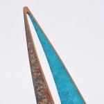 Philip Hearesy Drift Contemporary bronze sculpture…….