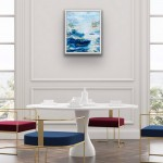 Roberta Tetzner 100208 Reflect 3 insitu2 Wychwood Art