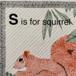 S is for Squirrel 3