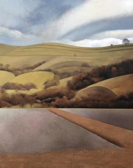 Tim Woodcock-Jones Pegsdon at Autumn Wychwood Art