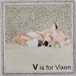 V is for Vixen