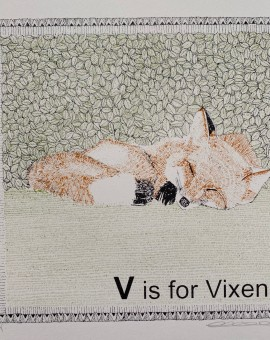 V is for Vixen