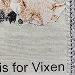 V is for Vixen 1