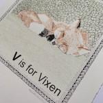 V is for Vixen 5