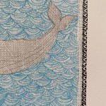 W is for Whale 1a