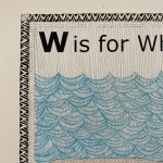 W is for Whale 2