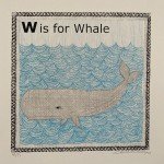 W is or Whale