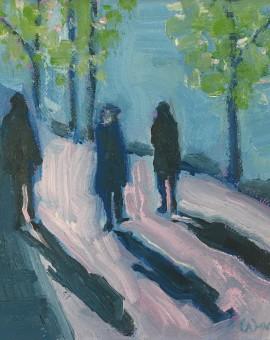 Winter Shadows 5