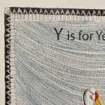 Y is for Yellow stork 4