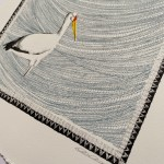 Y is for Yellow stork 5