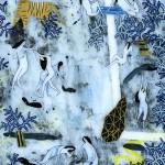 Adam Bartlett La Joie De Vivre Wychwood Art
