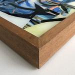 Adam Bartlett Magical Stones Frame Corner Wychwood Art