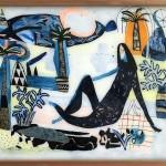 Adam Bartlett Magical Stones Frame Wychwood Art