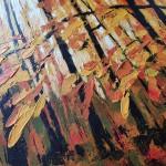 Autumn Woodland Sight close up angle