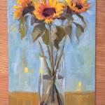 Benedict Flanagan, Sunflower, Still Life 2