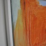 Diane Whalley Terracotta Tiles IV Wychwood Art JPG