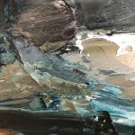 Distant Stillness (Close Up View With Signature) Helen Howells