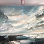 Distant Stillness (Easel View) Helen Howells