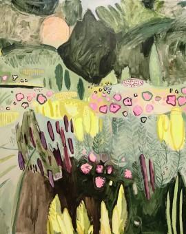 Elaine Kazimierczuk, Large Merton Beds 3, Wychwood Art