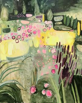 Elaine Kazimierczuk, Large Merton Beds 4, Wychwood Art
