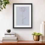 Ellen Williams Poppy V Wychwood Art insitu