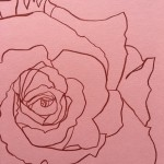 Ellen Williams Rose IX Wychwood Art close up