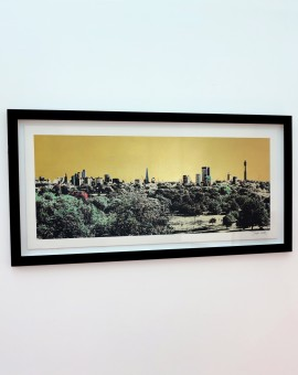 Framed From Primrose hill