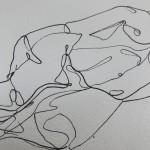 Francesca Henderson, Reclined Nude 2, Wychwood Art, 4