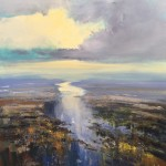 Jonathan Trim Estuary Dawn Wychwood Art