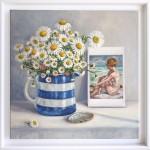 Marie Robinson_Fresh as a Daisy_Framed_Wychwood Art