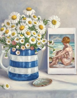 Marie Robinson_Fresh as a Daisy_Wychwood Art