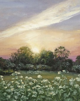 Marie Robinson_May Evening_Wychwood Art