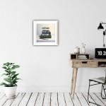 Marie Robinson_Weather Land_Framed Insitu_Wychwood Art