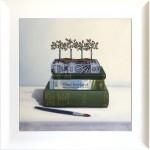 Marie Robinson_Weather Land_Framed_Wychwood Art