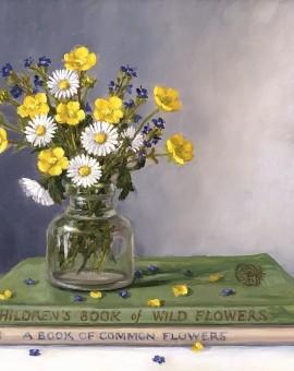 Marie Robinson_Wildflower Posy_Wychwood Art