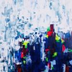 Paula Cherry Albury Bluebells 2 Abstract lr