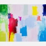 Paula Cherry Albury Fields 3 Abstract lr