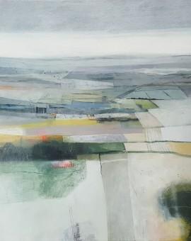 Rachel Cronin Field Lines Wychwood Art