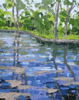 Reflections Two - Alexandra Buckle
