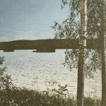 SWEDISH LAKE MINI-PRINT 22X22CM (1)