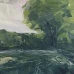 Suzanne Winn The Hedgerow Detail I