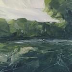 Suzanne Winn The Hedgerow Detail II