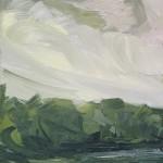 Suzanne Winn The Hedgerow Detail III