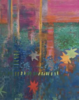 TeresaPemberton Floating Garden WychwoodArt