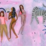 Adam Bartlett Love Dancing Wychwood Art