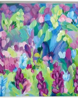 Alanna Eakin Wychwood Art Wildflowers VI