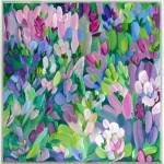 Alanna Eakin Wychwood Art Wildflowers VII Framed Floral Painting